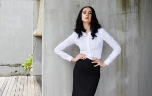 womans tailored shirts